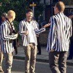 NZ fans twickenham