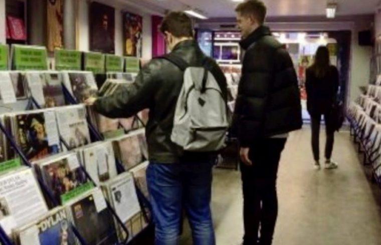 best record shops sell vinyl
