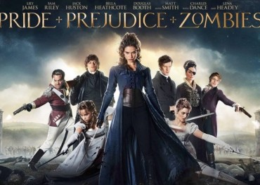 Pride and Prejudice and Zombies - horror thriller