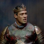 Alex Hassell as Henry V