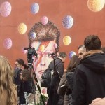 Brixton wall tribute