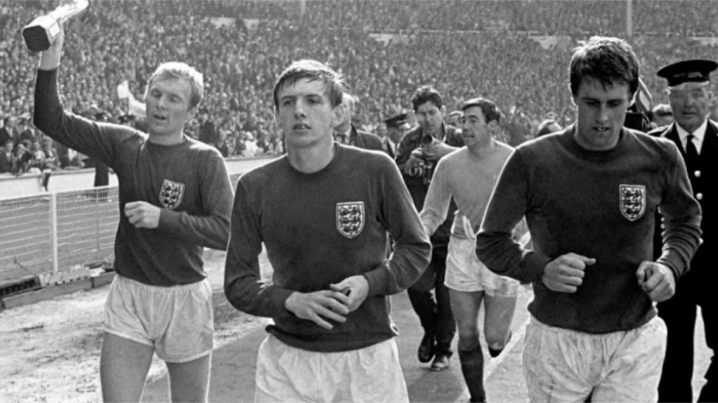 England's 1966 World Cup