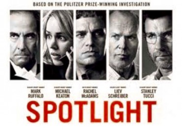 Spotlight movie feature church abuse