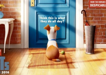 The Secret Life of Pets - animation, family
