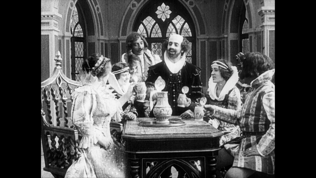 Shakespeare Silent Film The Winter's Tale 1913