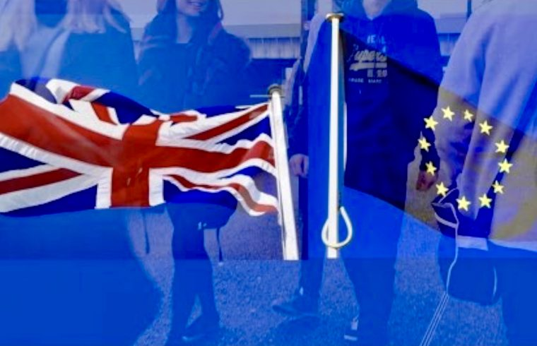 EU Britain IN or OUT