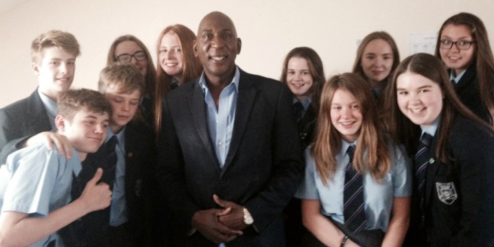 Making History Colin McFarlane