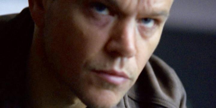 Jason Bourne - Matt Damon