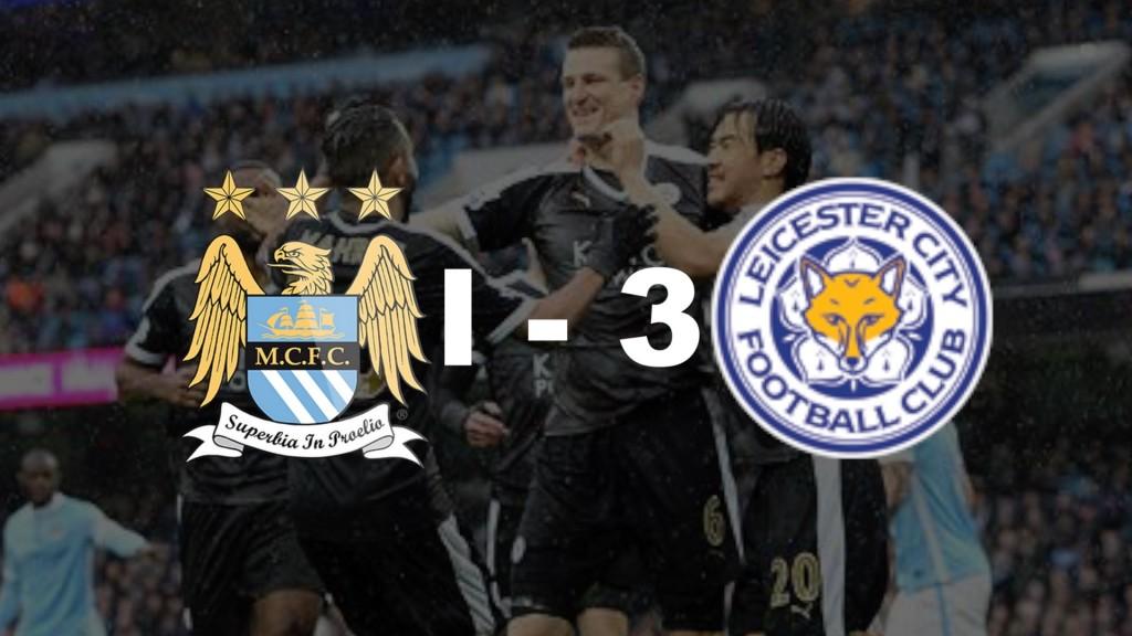Leicester City FC Fans Proud