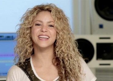 Shakira makes music with Zootropolis