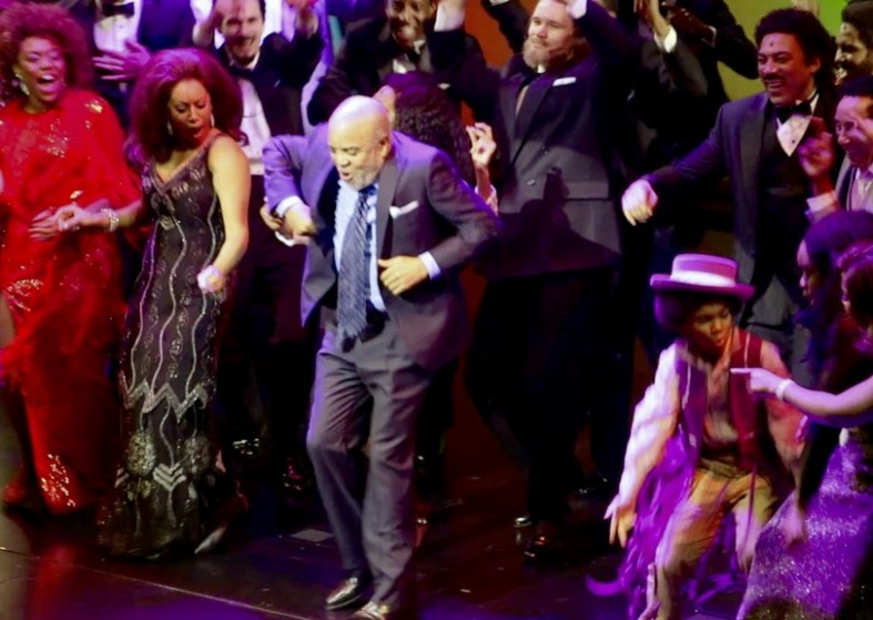 Motown Musical West End premiere