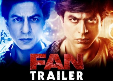 FAN Movie Trailer a thriller
