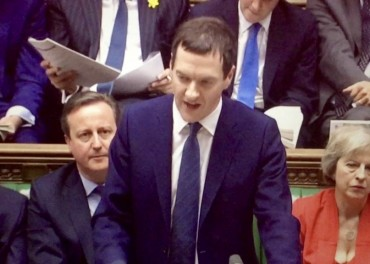 George Osborne budget 2016