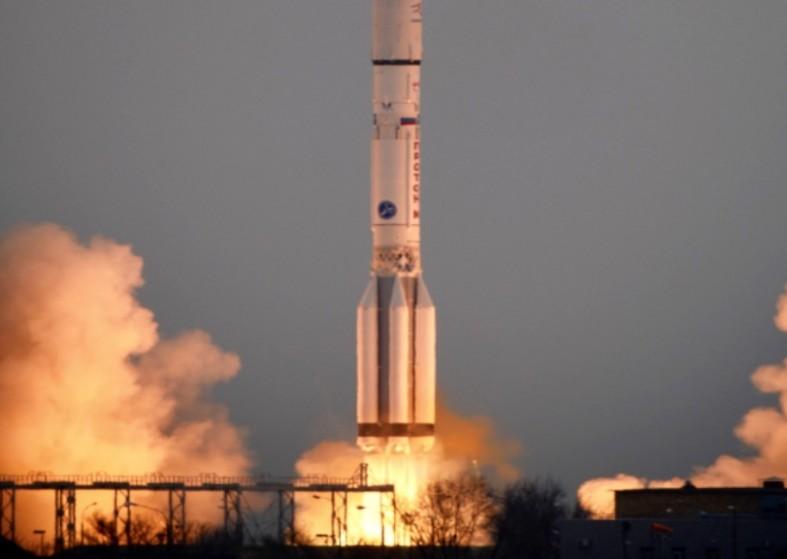 Mars Mission Blast Off ESA pic