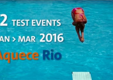 test events Rio 2016