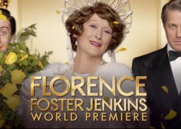 Florence Foster Jenkins World Premiere