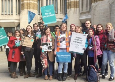 Junior Doctors Walkout