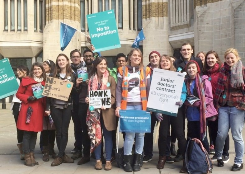 Junior Doctors plan further strike action