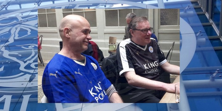 Football fans talk Leicester City