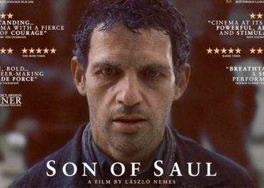 Son of Saul brave, bold movie