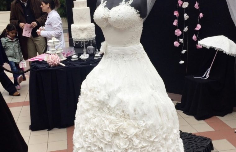 the Cake Show weddible dress