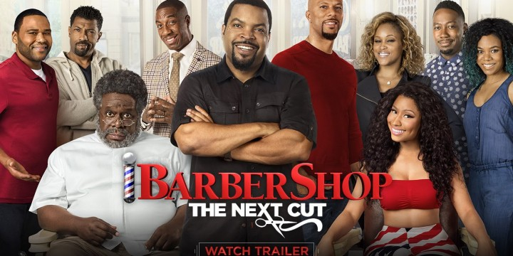 Barbershop: The Next Cut - comedy
