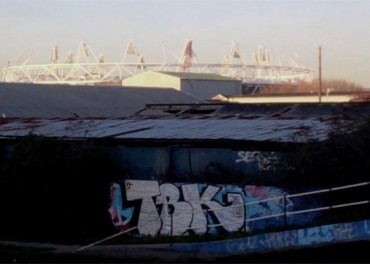 Graffiti Gallery to Olympics