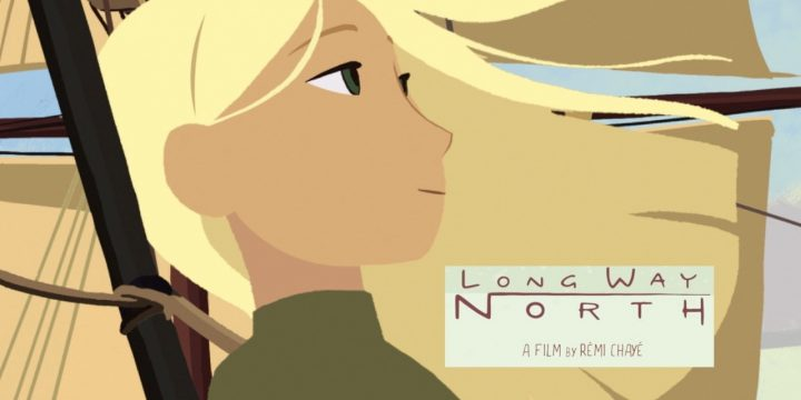 Long Way North trailer