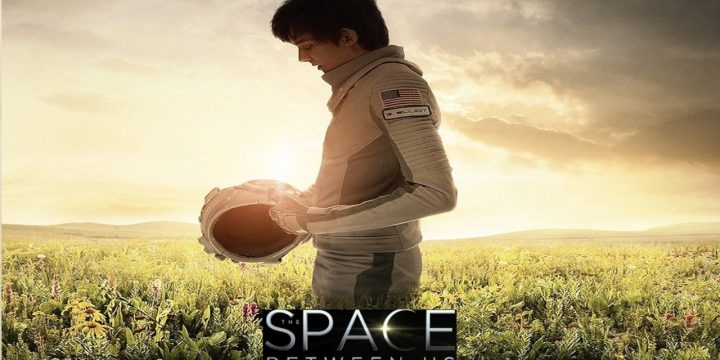 The Space Between Us movie