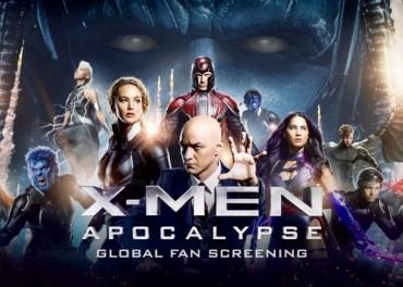 X-Men Apocalypse UK Gala