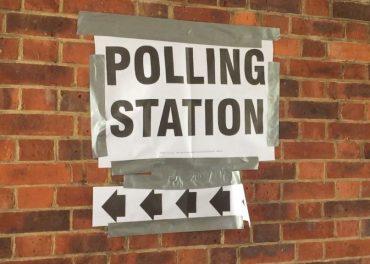 EU Polling day