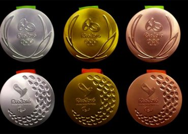 Olympic Medals Rio 2016