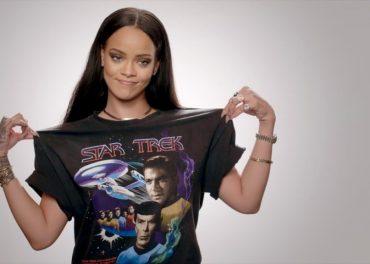 Star Trek Beyond Rihanna Featurette