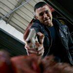 Robin Reid as vigilante leader