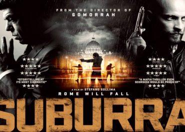Suburra movie trailer - mafia thriller