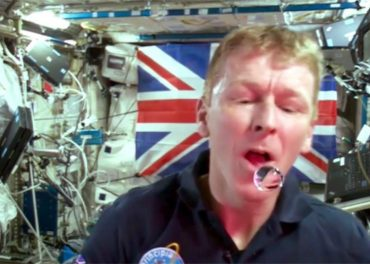 Tim Peake mission highlights