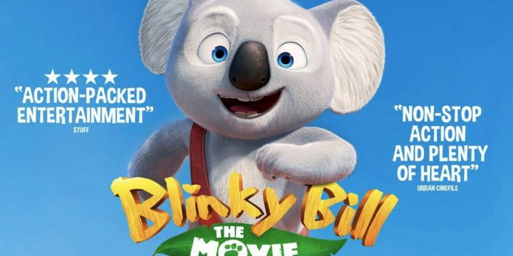 Blinky Bill animation movie