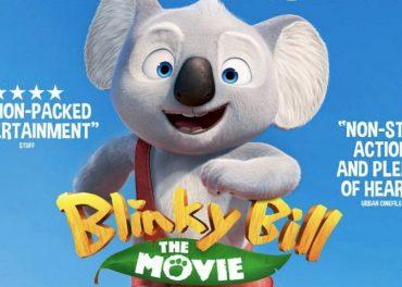 Blinky Bill animation movie