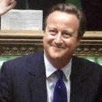Cameron Cracks Jokes in Commons