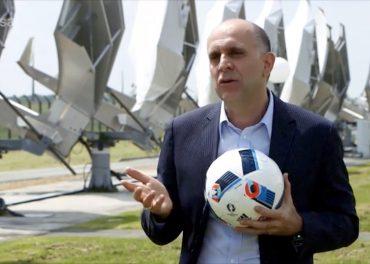 Sports meet Satellites Cristiano Benzi