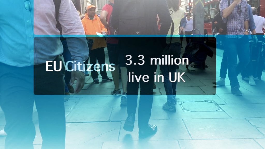 EU Citizens in London