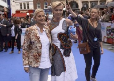 Finding Dory UK Premiere