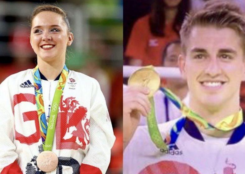Gold for Team GB Gymnastics Rio 2016