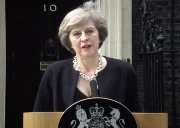 Theresa May Prime Minister