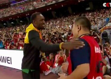 Usain Bolt world champion