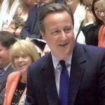 joking Cameron