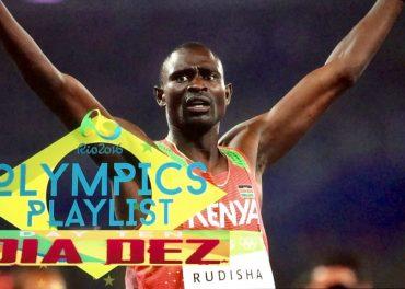 Olympics Day ten