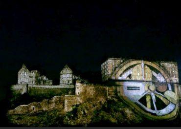 Deep Time at Edinburgh Castle opens Festival