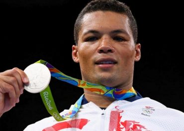 Joe Joyce wins GBs last Olympic Silver