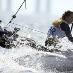 Mills and Clark skilful sailors